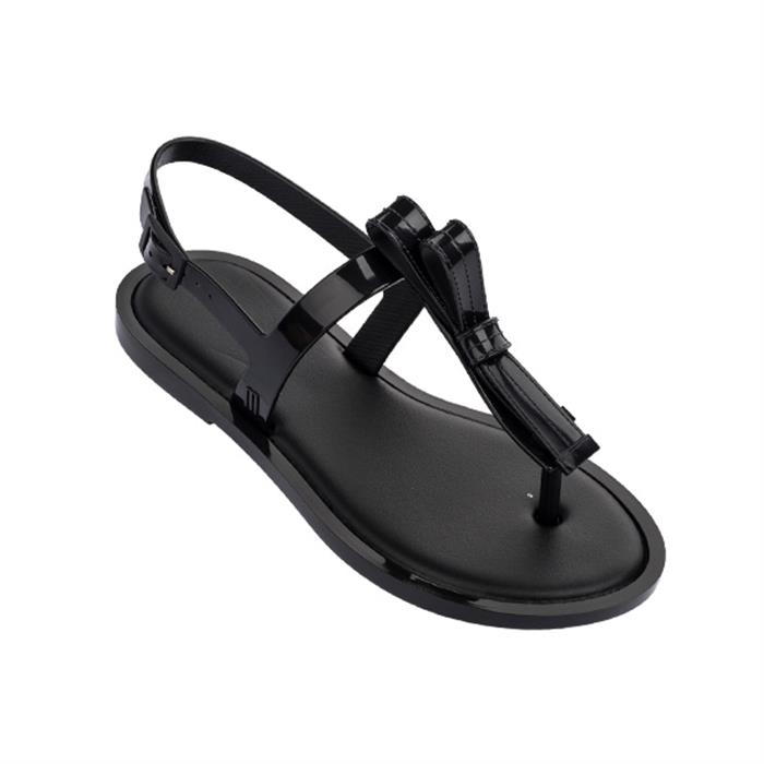 WOMEN SLIM SANDAL AD 블랙 MSWBJ1WSSS11BLK